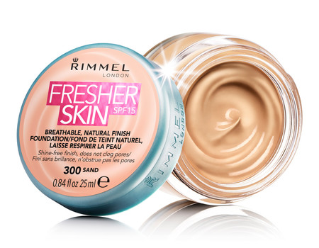 Base Fresher Skin Rimmel London