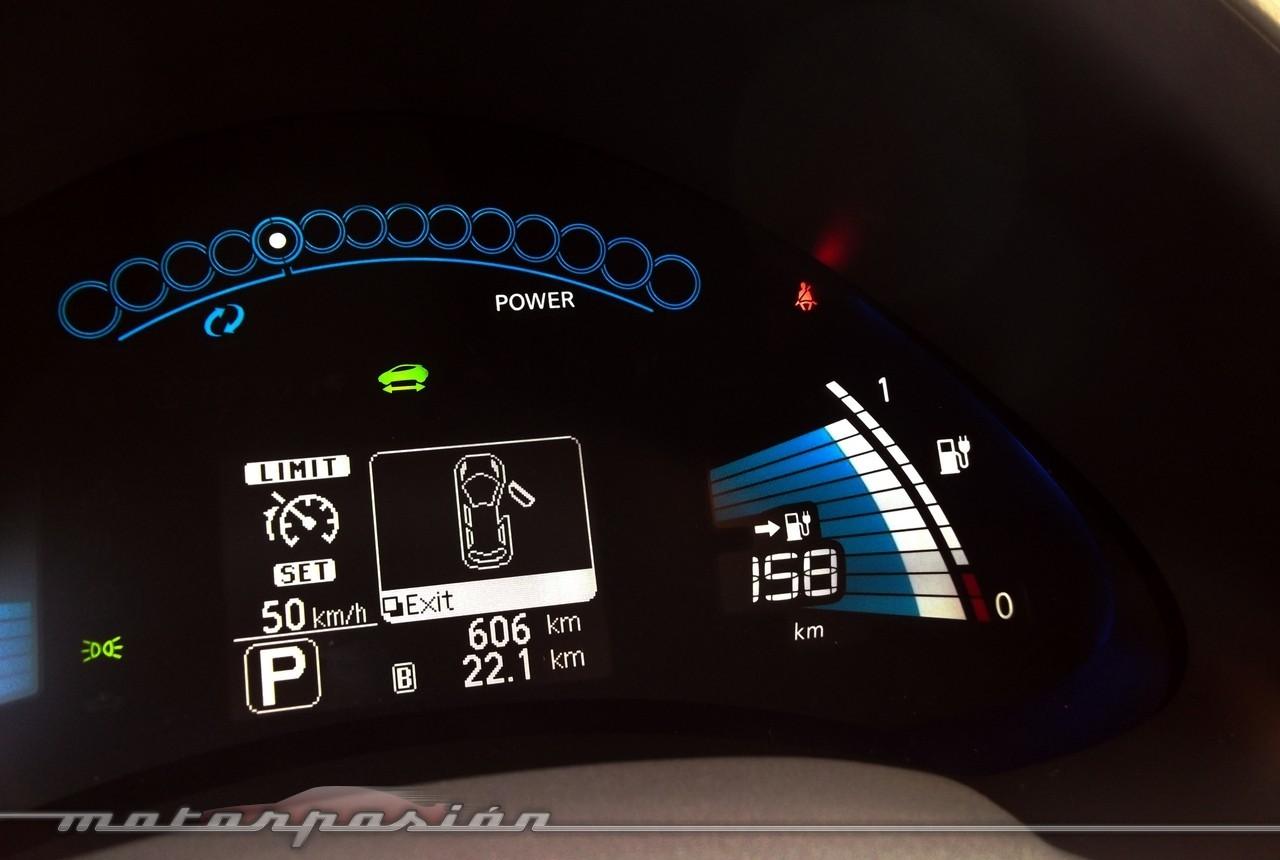 Foto de Nissan Leaf (presentación) (34/58)