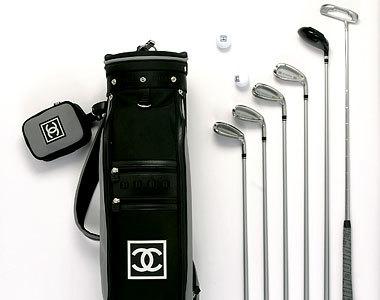 El carrito de Golf de Chanel
