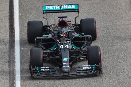Hamilton Imola F1 2020 3