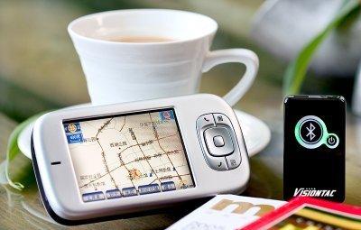 Visiontac VGPS-700, un GPS enanísimo