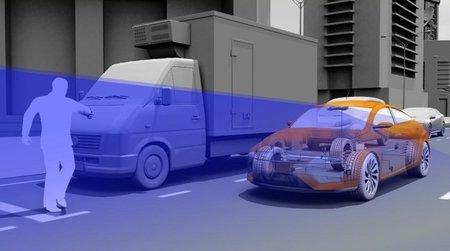Continental ContiGuard: prevención de accidentes mediante la detección de objetos