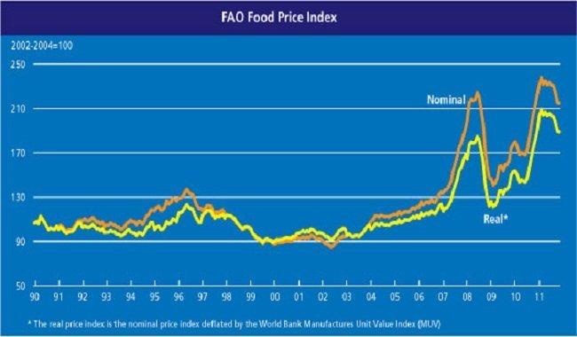 FAO Index price
