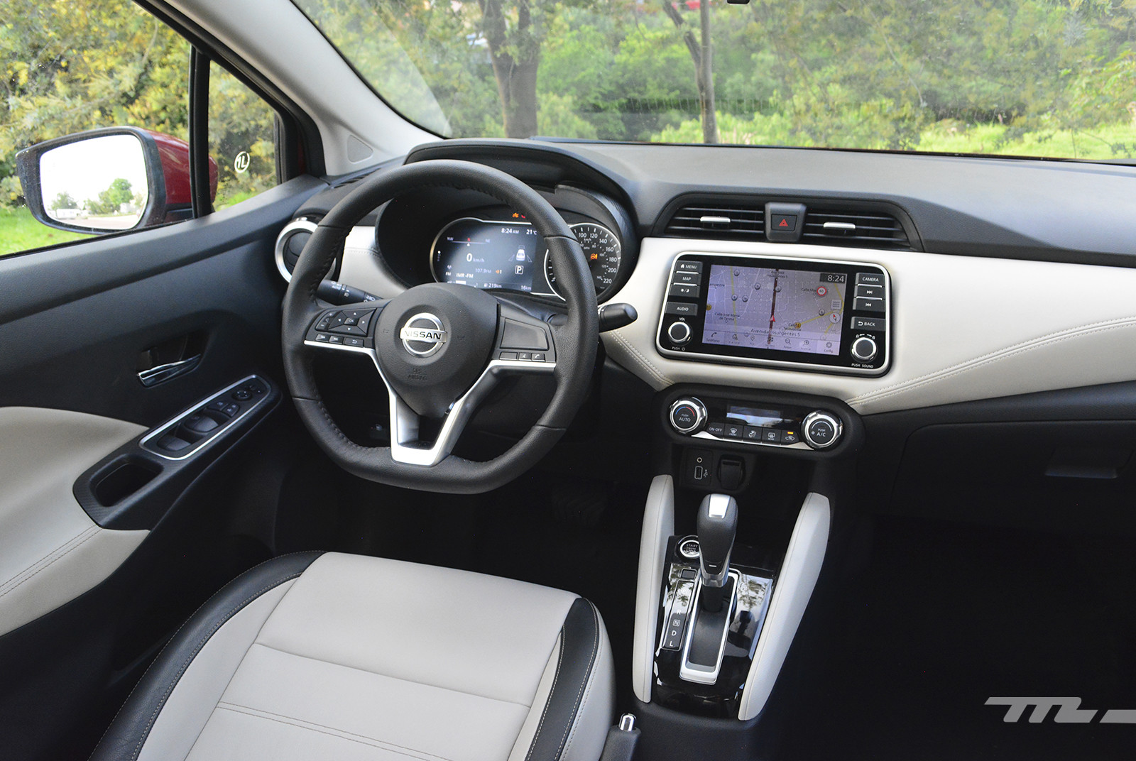Foto de Nissan Versa 2020 (prueba) (18/28)