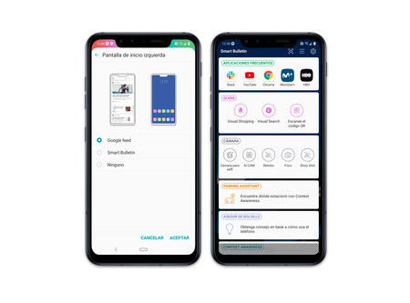 Lg G8s Thinq Smart Bulletin
