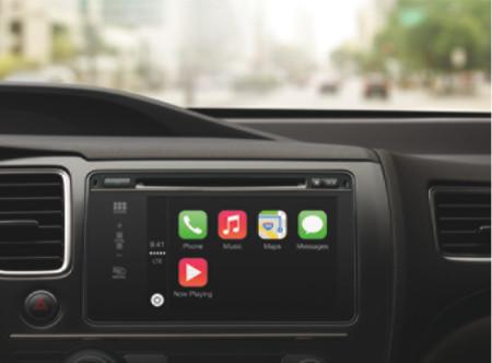 Apple lanza CarPlay