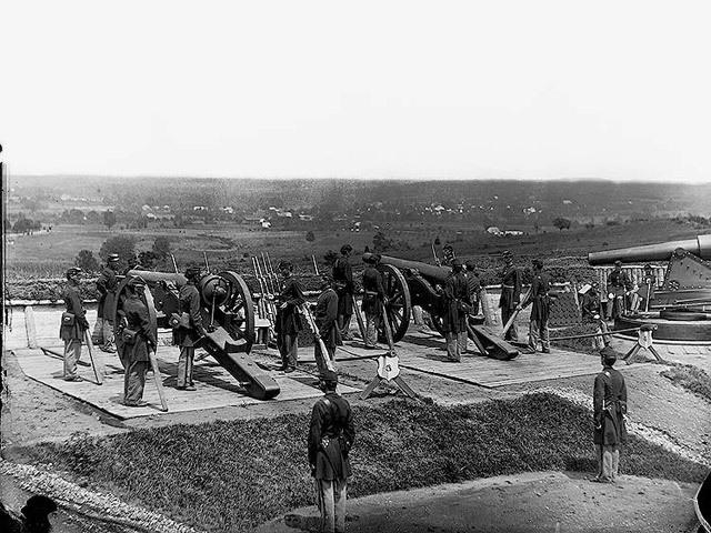 Foto de Guerra Civil Norteamericana (20/28)
