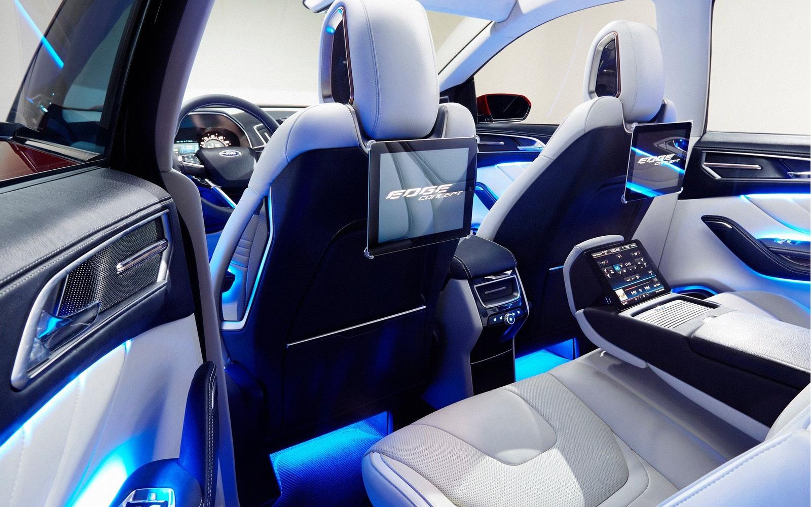 Foto de Ford Edge Concept (10/14)