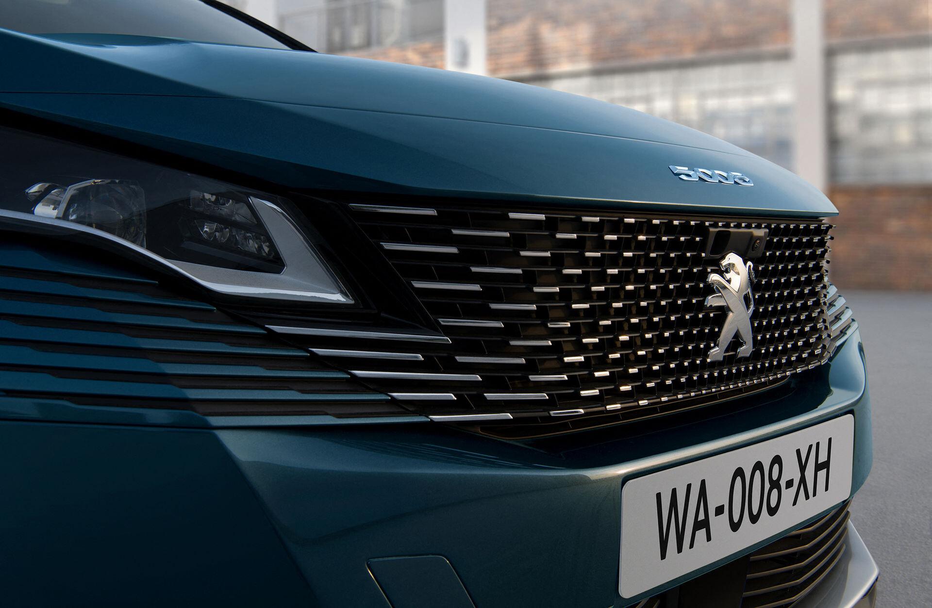 Foto de Peugeot 5008 2022 (7/11)