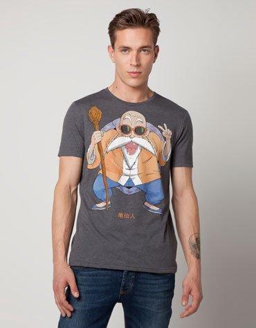 Dragon Ball llega a Bershka en forma de camisetas