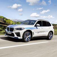 BMW iX5 Hydrogen: el SUV grande de BMW se pasa al hidrógeno y llegará al mercado en 2022 con 374 CV