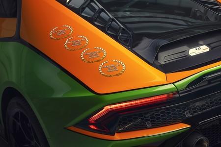 Lamborghini Aventador Svj Roadster 63 Y Huracan Evo Gt 4