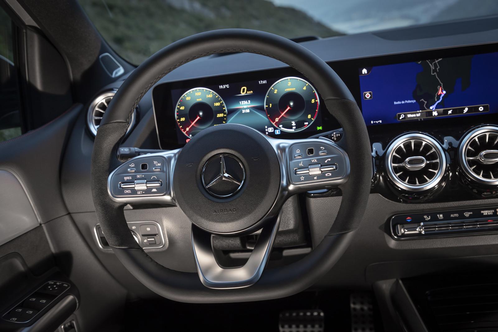 Foto de Mercedes-Benz Clase B 2019 (29/157)