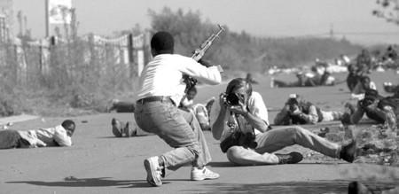 Ser fotoperiodista en medio de las tragedias