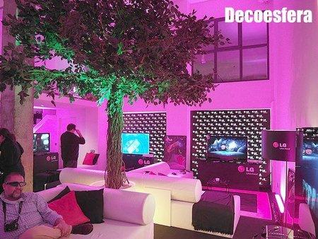 Televisores LG Cinema 3D más