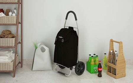 Los carritos de la compra más prácticos para disfrutar del mercado sin cargar con pesadas bolsas