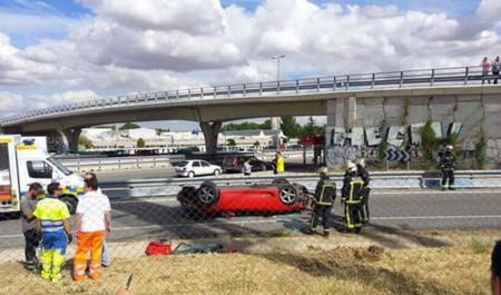 Dolorpasión™ es acabar fuera del Circuito del Jarama con tu Ferrari 360 Módena