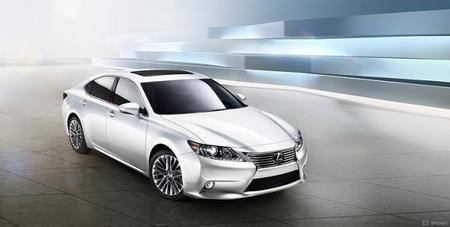 Salón de Nueva York: Lexus ES300h