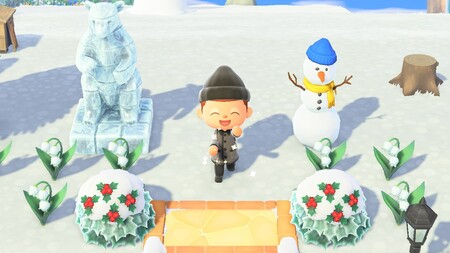 Animal Crossing: New Horizons: todos los proyectos y materiales del set de iceberg