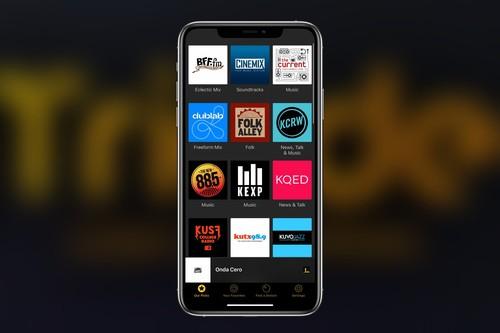 Triode es la nueva app de radio gratuita y sin anuncios de la mano de los creadores de Twitterrific