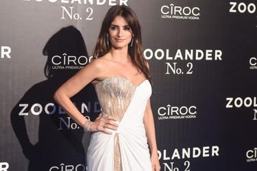 'Zoolander 2' aterriza en Madrid y Penélope Cruz acapara todas las miradas