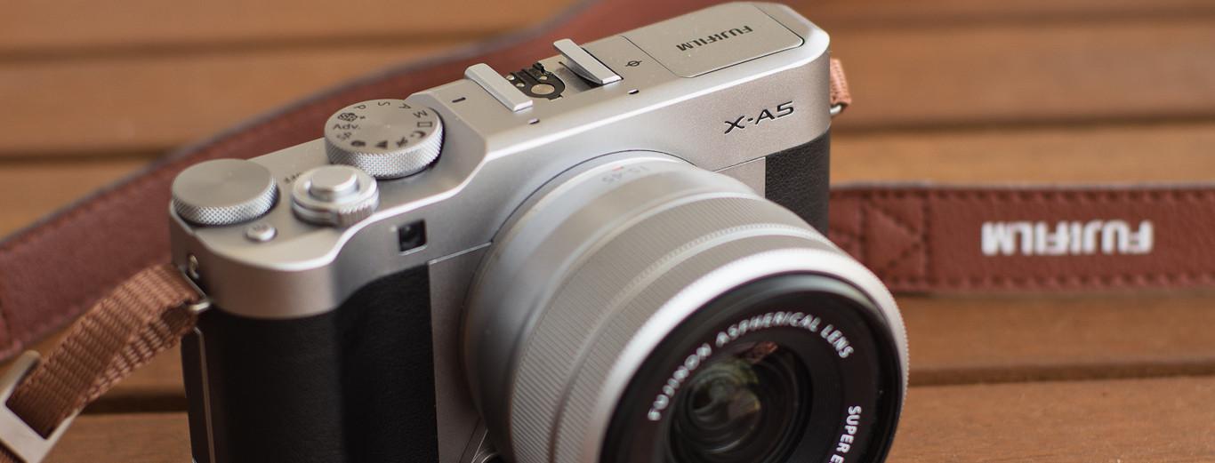 Fujifilm X-A5 análisis (review) sin espejo de inicio sencilla ...