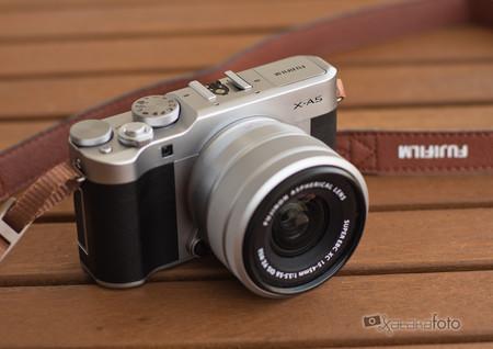 Fujifilm X A5 01