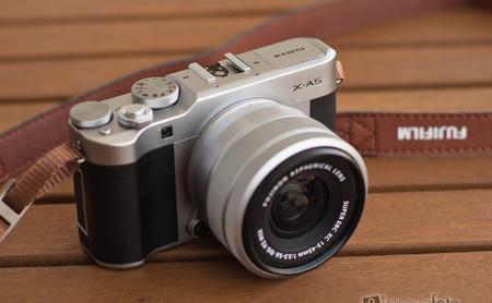 Fujifilm X-A5, análisis: Una sin espejo de inicio, sencilla pero muy completa y atractiva, para seducir a vloggers y youtubers