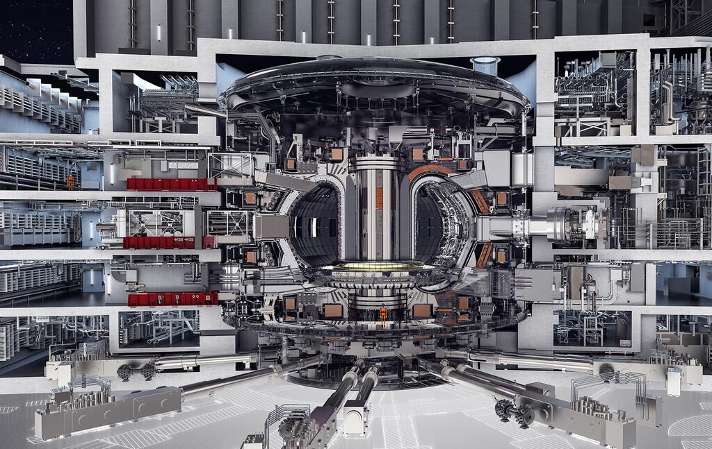 El reactor de fusión nuclear ITER no debe verse comprometido por los terremotos: esta es la tecnología que lidia con este reto crítico