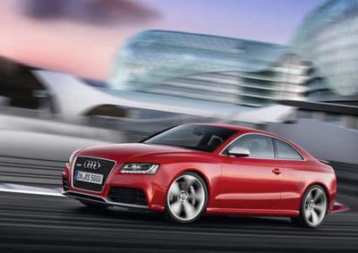 Desfachatez nivel 'robar un Audi RS5 tras probarlo en el concesionario'