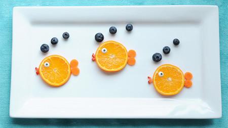 Las comidas divertidas para niños de Jill Dubien