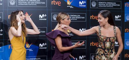 La ceremonia de clausura del Festival de Cine de San Sebastián 2017