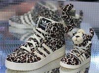 Las zapatillas más extravagantes jamás creadas, por Jeremy Scott