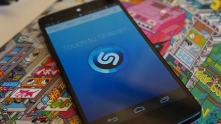 Shazam se actualiza con integración Rdio