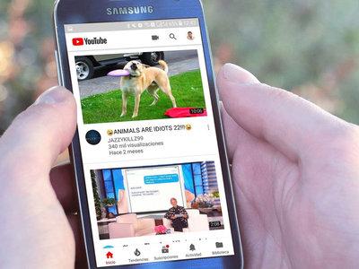 YouTube empieza a reproducir vídeos automáticamente, y así lo puedes desactivar