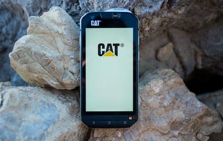 CAT S60, análisis: sí, lo que ves es un smartphone y lo aguantará casi todo