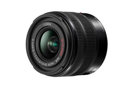 LUMIX G VARIO 14-42 mm f3.5-5.6 II: Panasonic reduce espacios