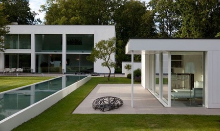 Fibra de carbono en muebles artísticos de interior y exterior