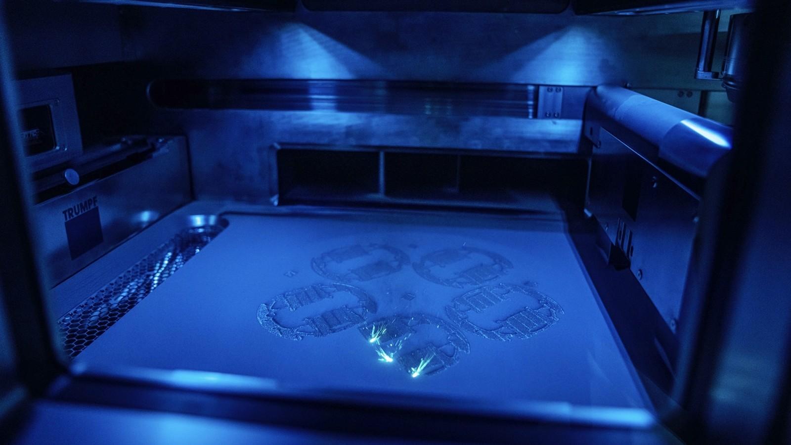 Foto de Pistones impresión digital Porsche (8/10)
