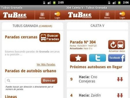 Tubus para Android
