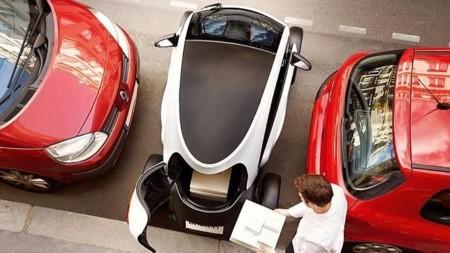 Renault Twizy Cargo, el eléctrico más cool de la ciudad se adapta a tu negocio