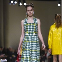 El estilo retro invade la colección de Miu Miu otoño-invierno 2015/2016