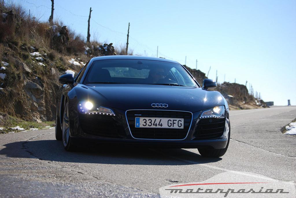 Foto de Audi R8 4.2 FSI R tronic (prueba) (13/50)