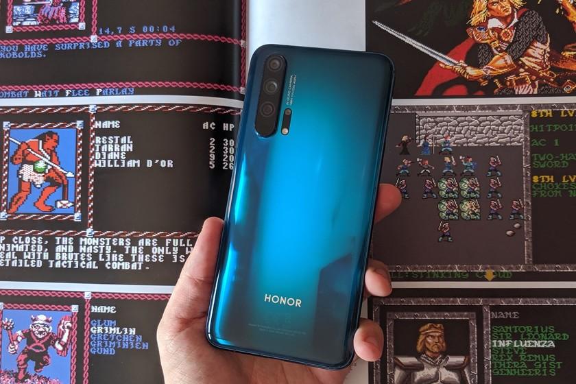Honor 20 Pro, análisis: con esta fotografía nocturna y precio es más fácil destacar frente a sus rivales