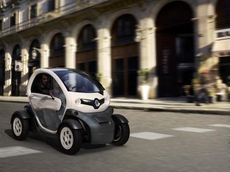 Renault se une a los programas de coche compartido con el Twizy Way