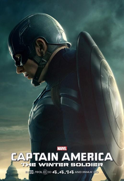 Foto de 'Capitán América: El soldado de invierno', últimos carteles (1/6)