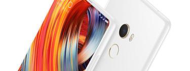 Xiaomi Mi Mix 2SE de 128GB por sólo 369 euros y envío gratis en MediaMarkt