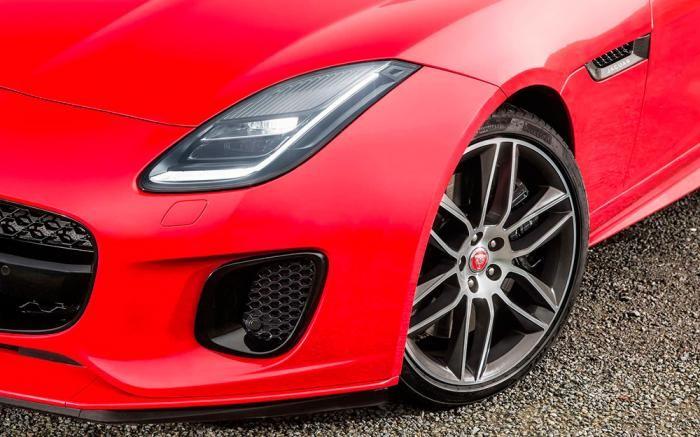 Foto de Jaguar F-Type 2.0 (6/8)
