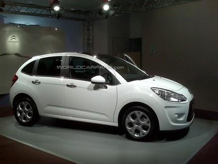 Citroën C3 2010, las primeras fotos reales