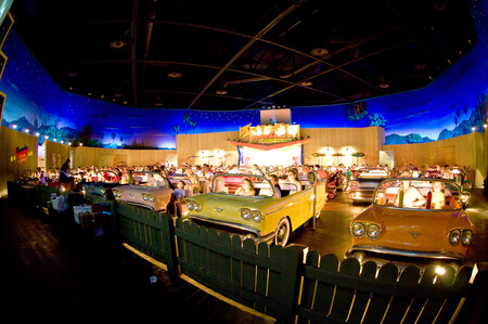 Sci Fi Dine In Theater Disney S Hollywood Studios 2